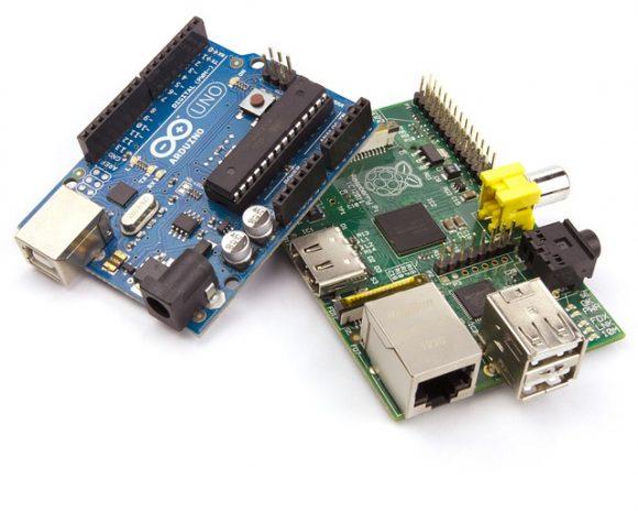 2x Arduino Lernpaket & 5x Raspberry Pi 3