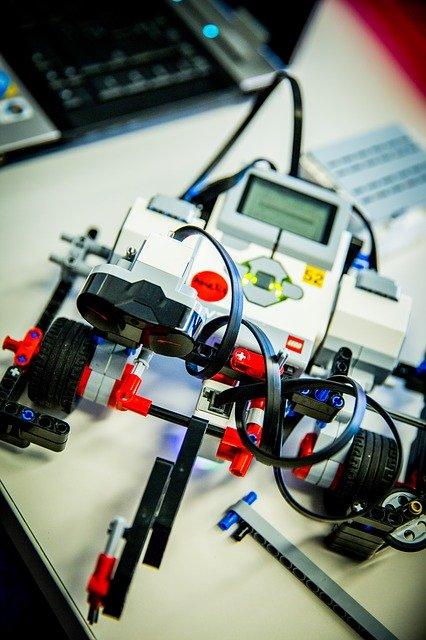 3x LEGO Mindstorms EV3 Roboter